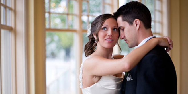 Real Wedding: Danielle & Justin
