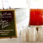 Wedding Trend: Signature Drinks