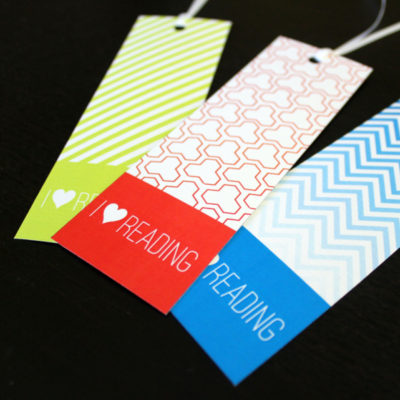 Free Printable Bookmarks from Elegance and Enchantment