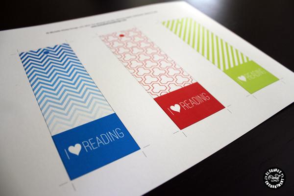 Elegance and Enchantment Printable Bookmarks