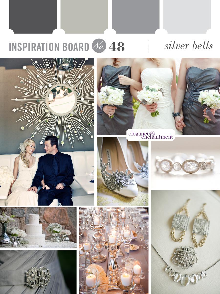 Inspiration board 48 - SIlver Bells