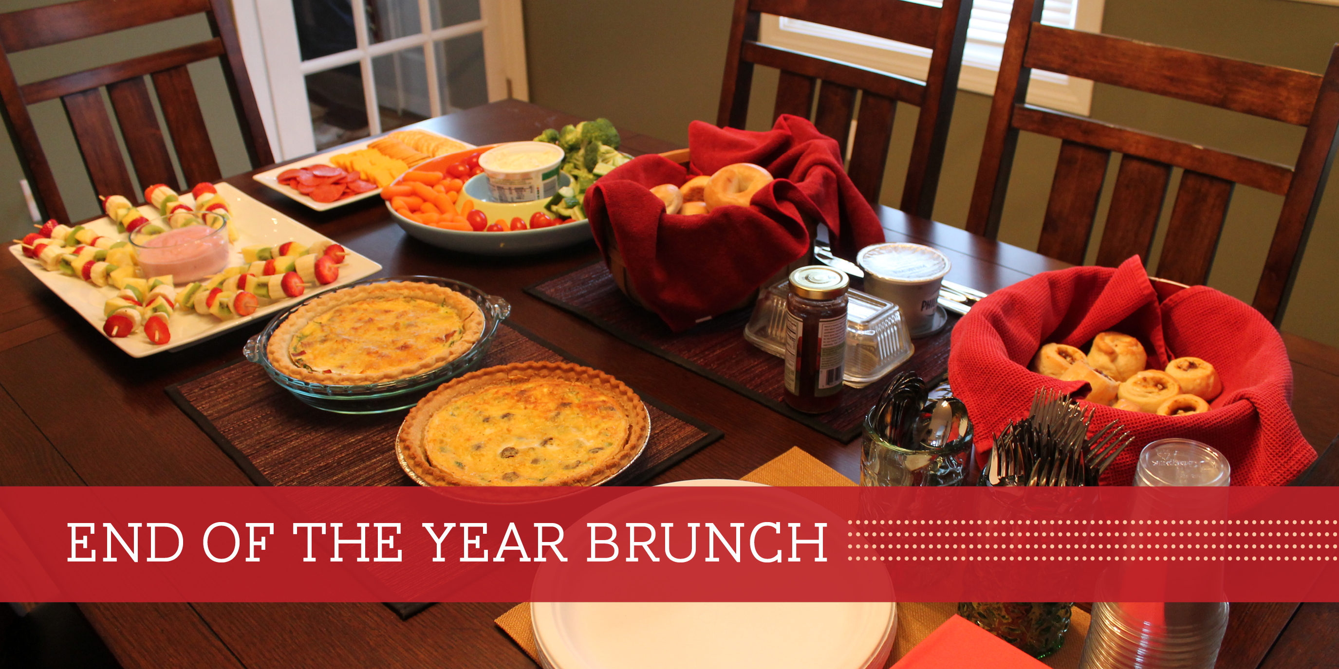 Image result for year end brunch