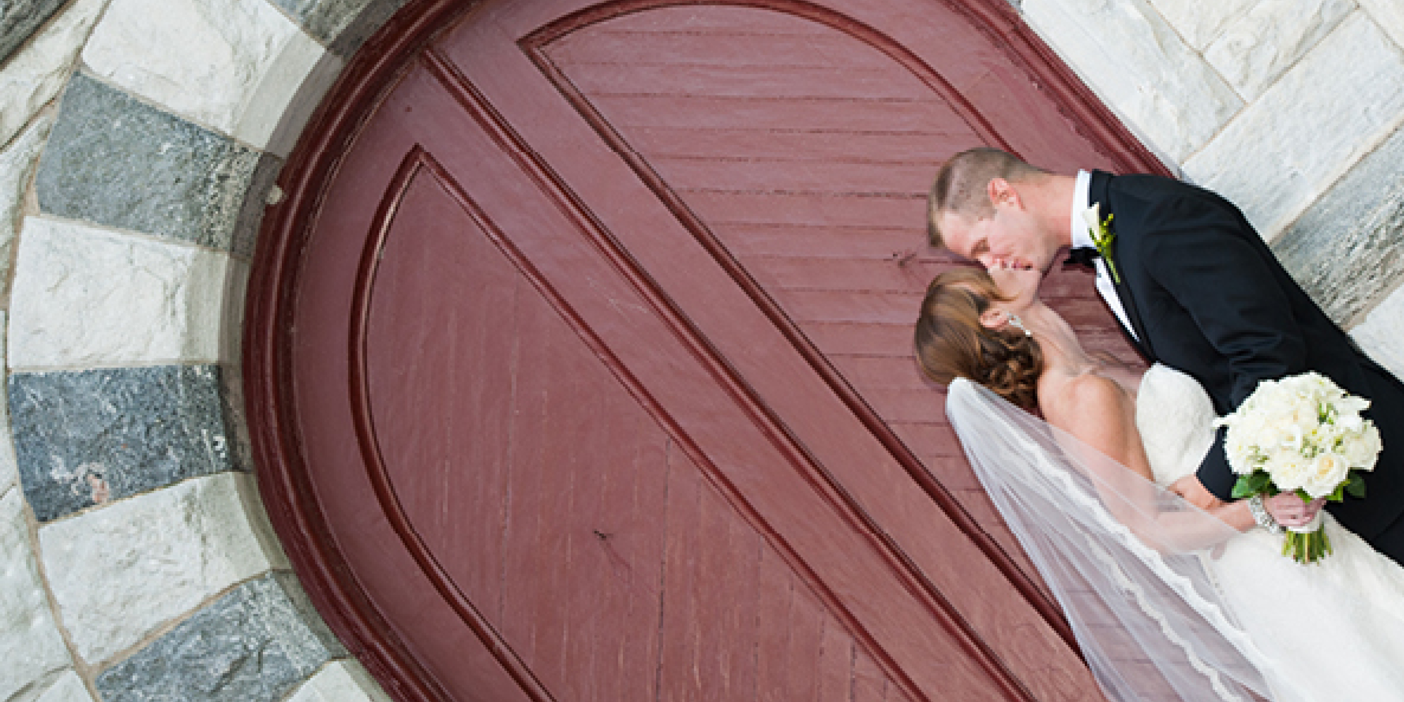 Real Wedding: Meghan And Michael
