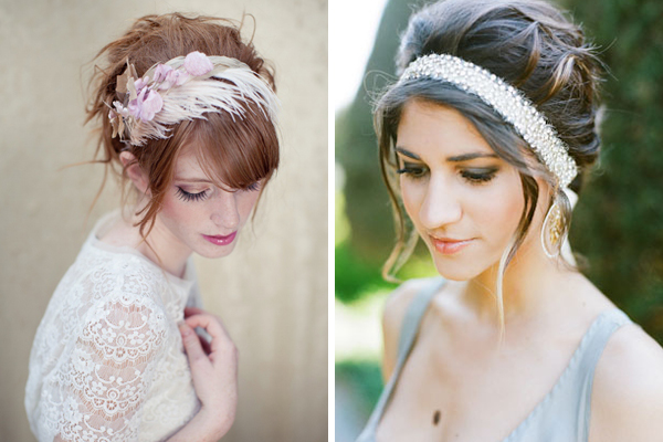 Wedding Trend Bridal Headbands