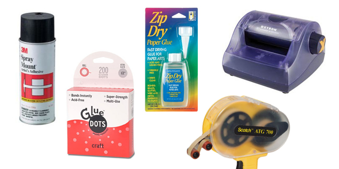 Featured Images - Adhesives