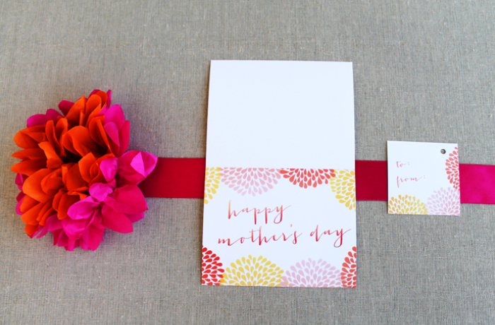 Mother's Day Card and Tag Printable Photos3