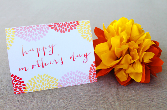 Mother's Day Card and Tag Printable Photos4