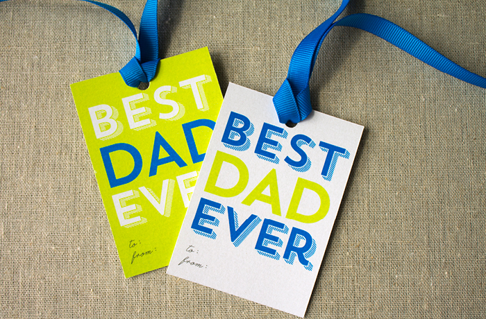 Father's Day Card and Tag Printable Photos2