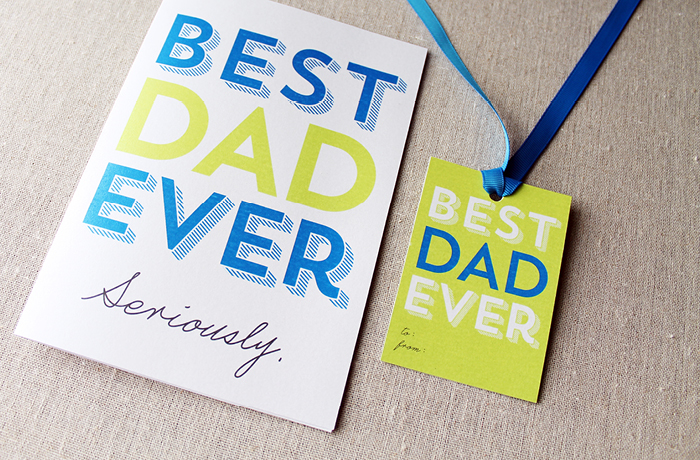 Father's Day Card and Tag Printable Photos4