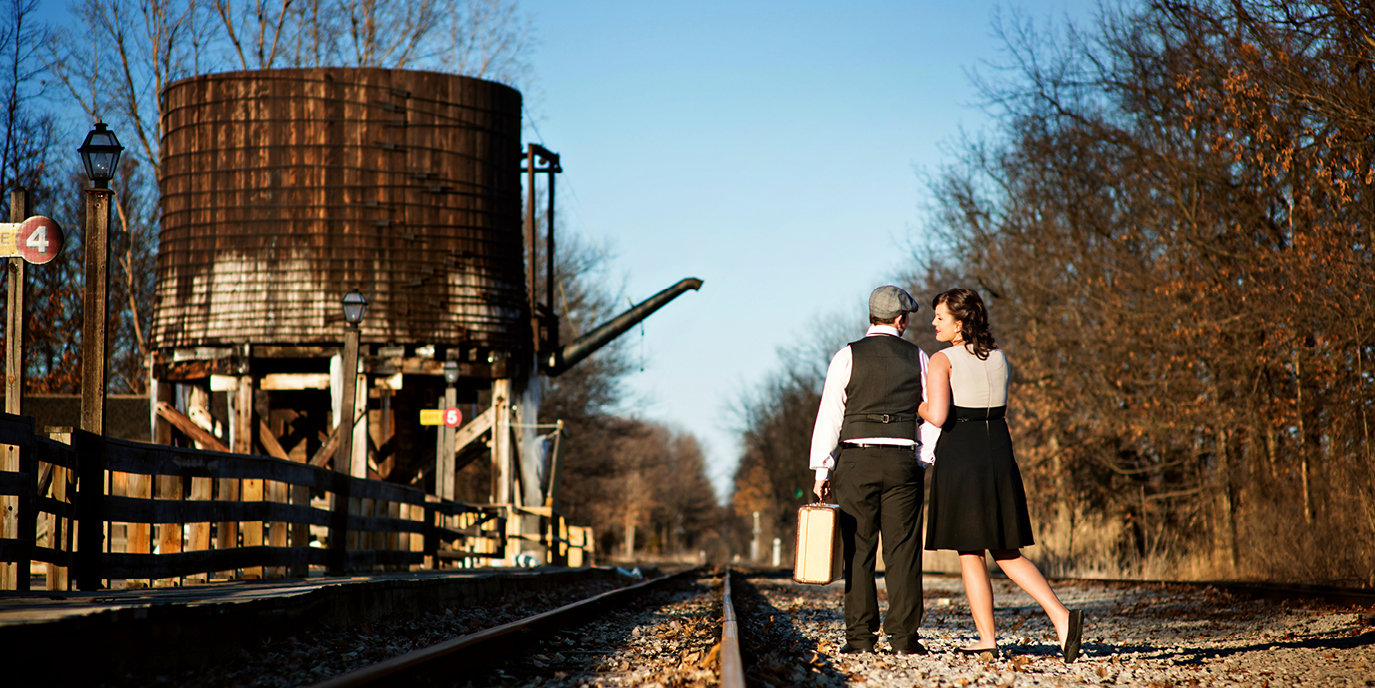 Featured Images - Misc - Vintage Engagement