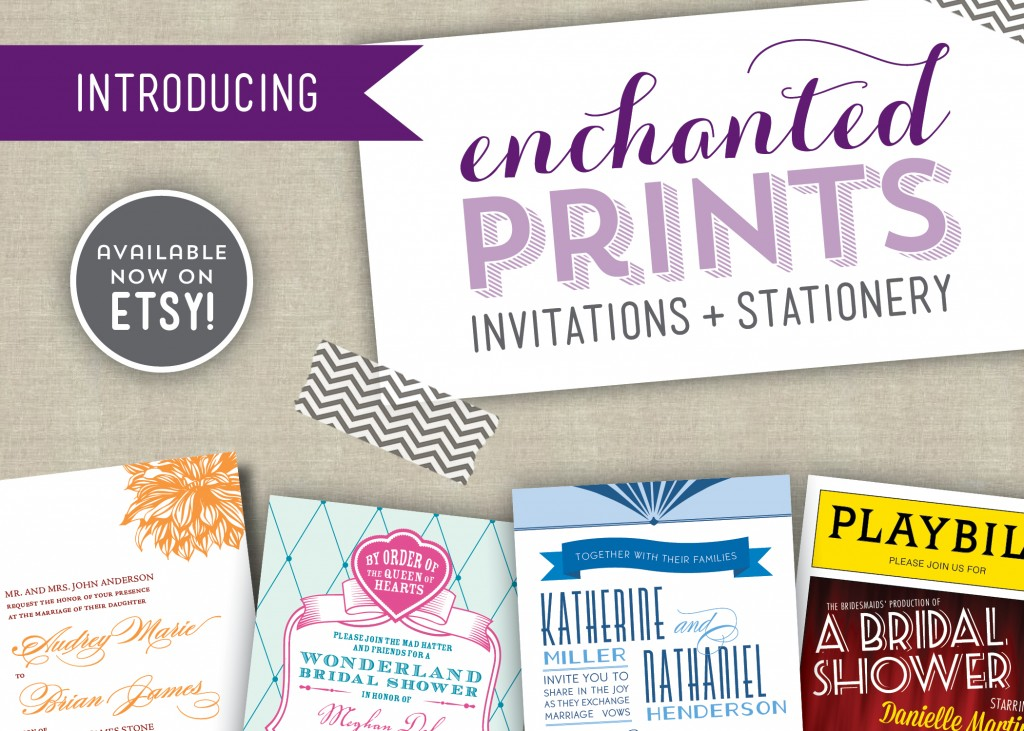 introducing enchanted prints