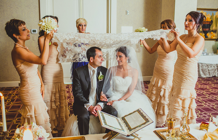 Luxurious Persian Wedding