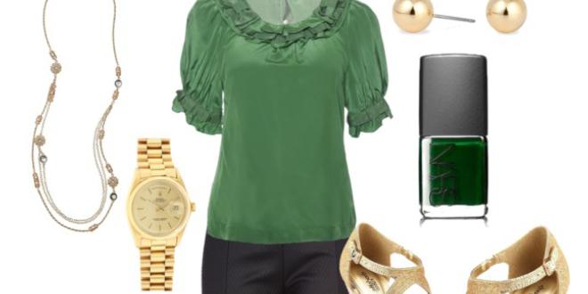 Fashion Friday - Emerald City