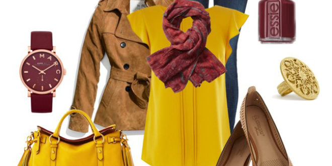 Fashion Friday - Golden Days
