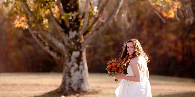 Wedding Inspiration - Fall in Love