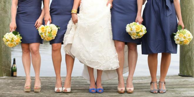 Posh Party Wedding Inspiration