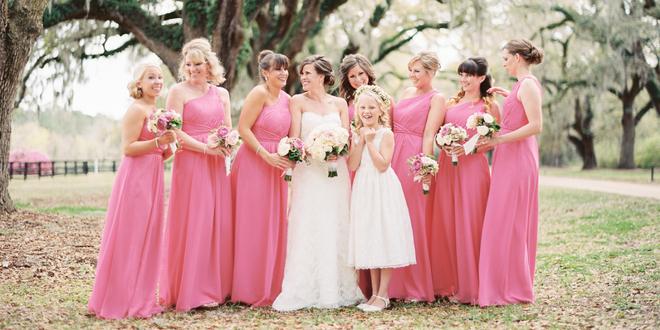 Elegant Plantation Wedding