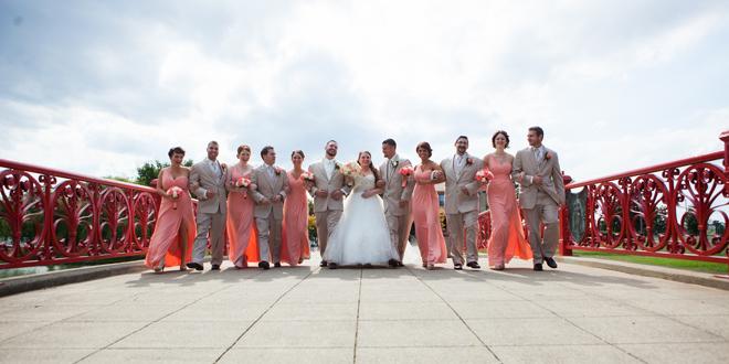Something Borrowed Wedding