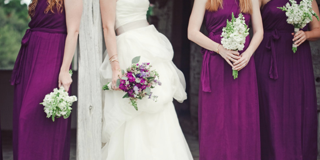 Perfectly Plum - Wedding Inspiration