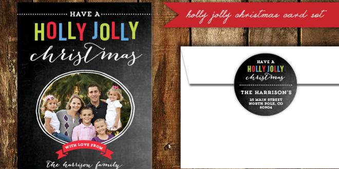 Enchanted Prints Holiday Cards