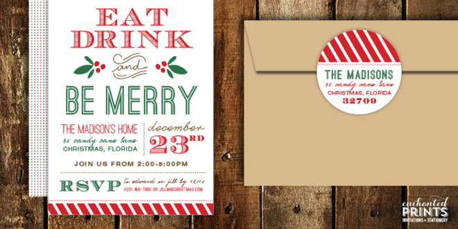 Holiday Invitations