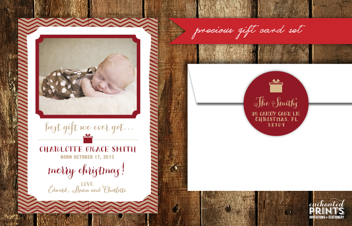 Enchanted Prints Holiday Cards