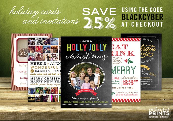 Enchanted Prints Holiday Sale