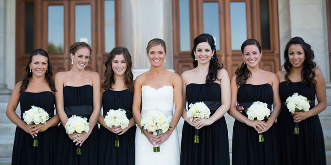 Hartford BW Wedding