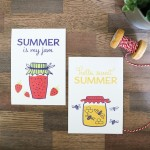 Hope your summer is as sweet as these art prints!hellip