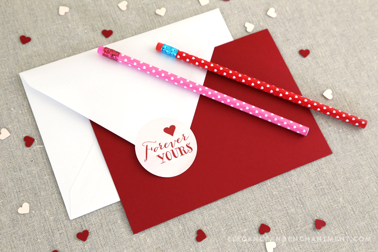 free printable valentines day stickers from elegance and enchantment