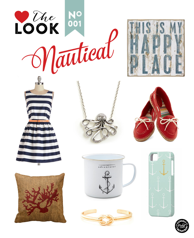 Love the Look - Nautical