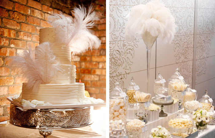 Elegance and Enchantment Trend - Feathers