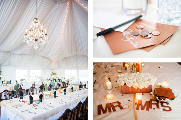 Copper Colorado Wedding