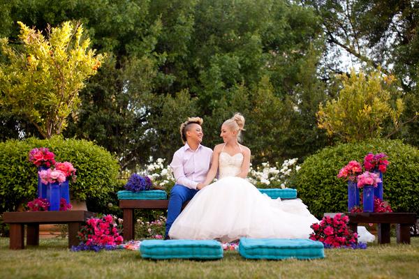 Al Fresco Wedding
