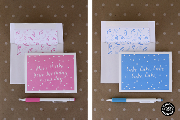 Elegance and Enchantment Birthday Card Photos