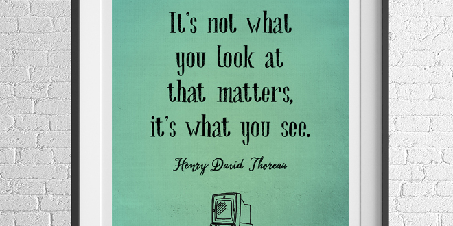 Henry David Thoreau Photography Free Printable