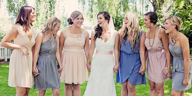 Vintage Oregon Wedding - From Megan Love Photography