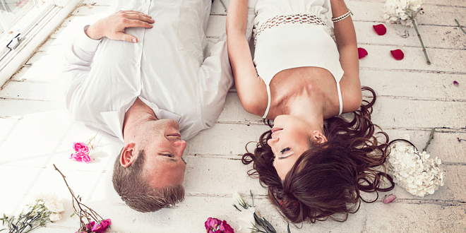 A Beautiful Mess Engagement Session from London Light Photography