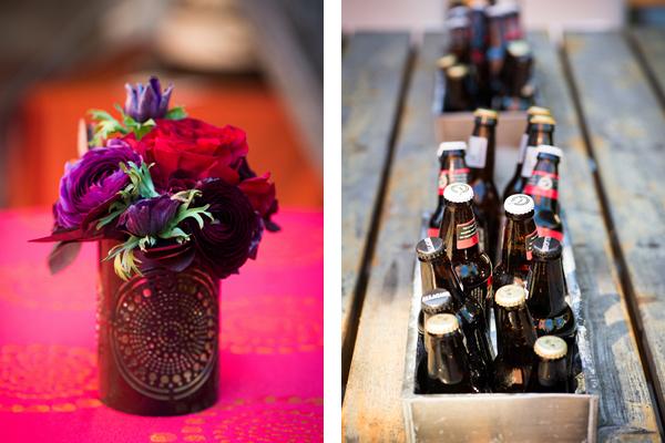 Fall Urban Sophistication Wedding from NK Swingle