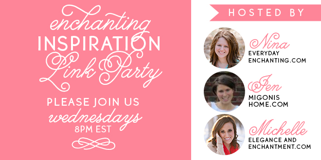 Enchanting Inspiration Link Party