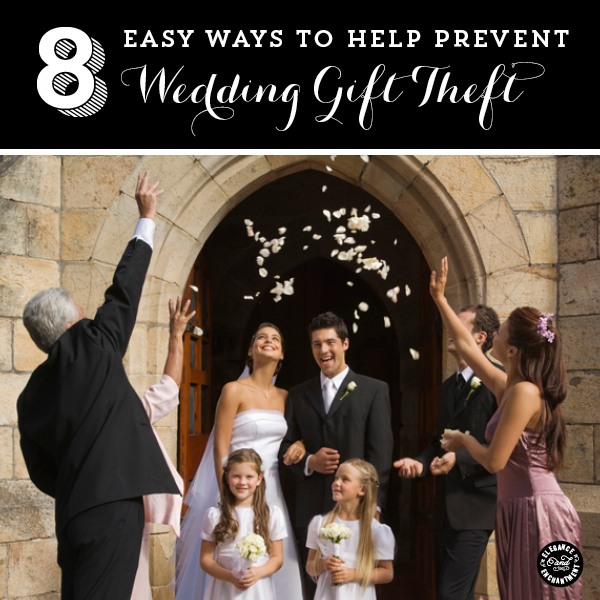 Protect Yourself from Wedding Gift Theft with Markel Wedding Insurance
