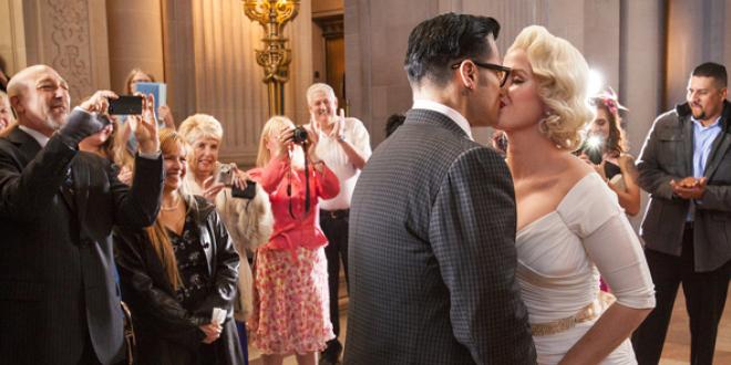 Hollywood Throwback Wedding