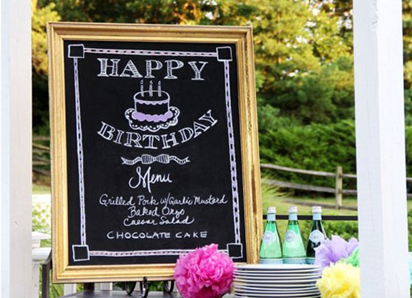 Chalkboard Tutorial Roundup from Elegance & Enchantment