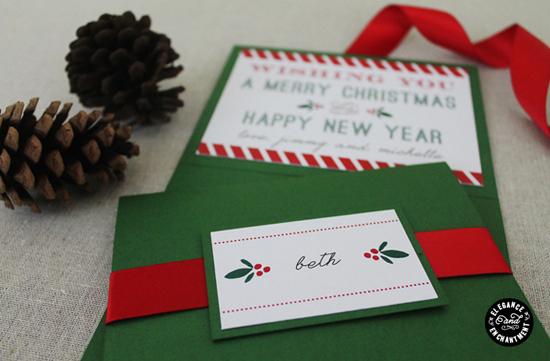 21 Free Christmas Printables - Elegance and Enchantment