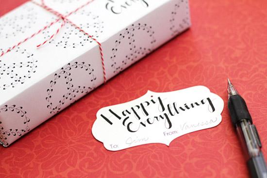 21 Free Christmas Printables - Tried and True