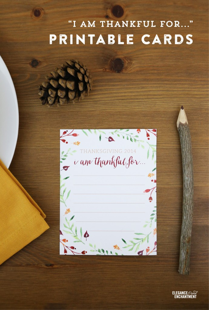 photograph about I Am Thankful for Printable titled I am grateful for\