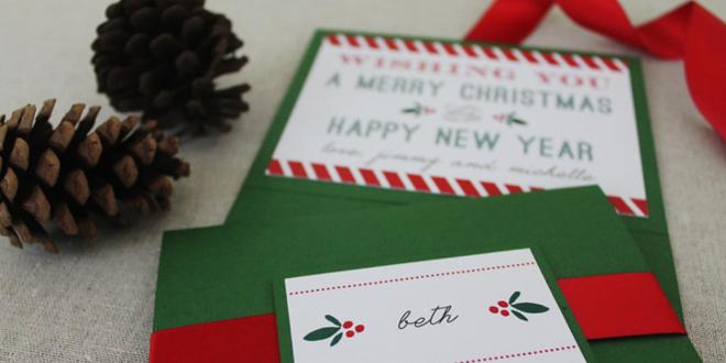 21 Free Christmas Printables - Elegance and Enchantment