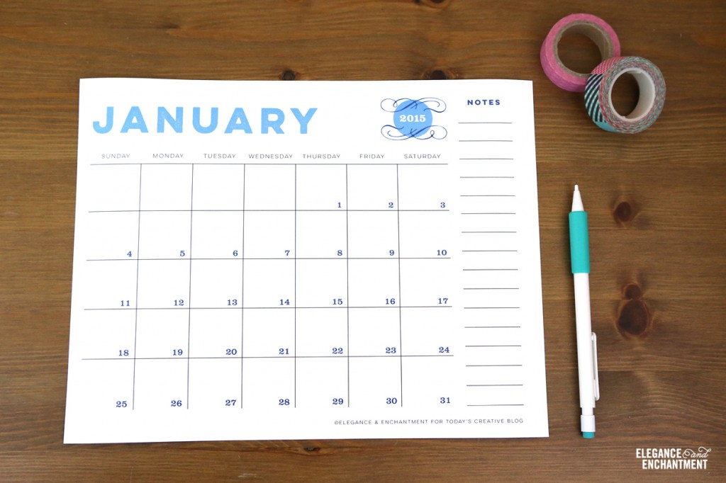 Calendar Head Design : Free printable calendar