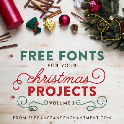 free wedding fonts Archives - Elegance & Enchantment