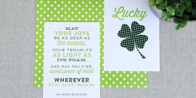 St. Patrick's Day Art Prints